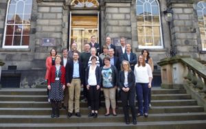 University of Edinburgh. College of Medicine & Veterinary Medicine Hosts Eurolife Meeting