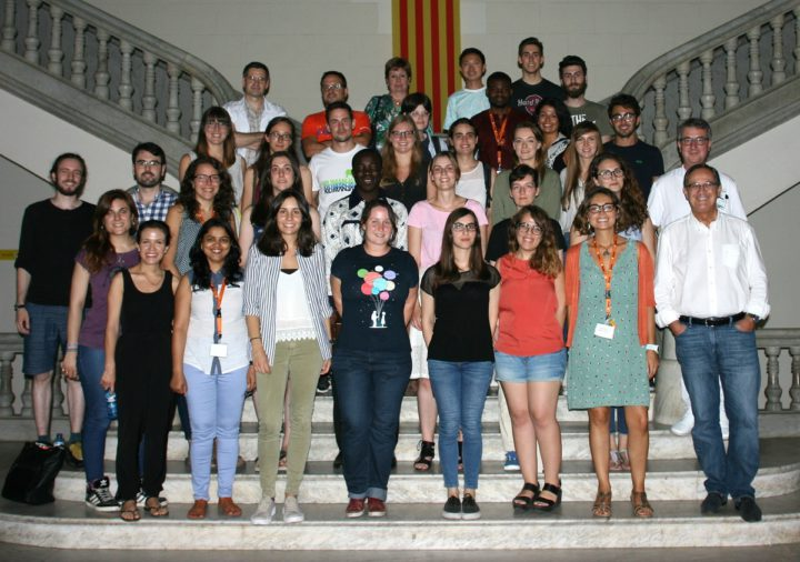 Summer School 2017 Group Picture