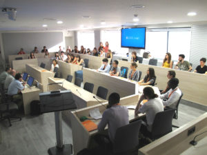 University of Barcelona holds the first Eurolife Summer School, on antimicrobial resistance