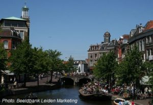 Leiden to be European City of Science in 2022
