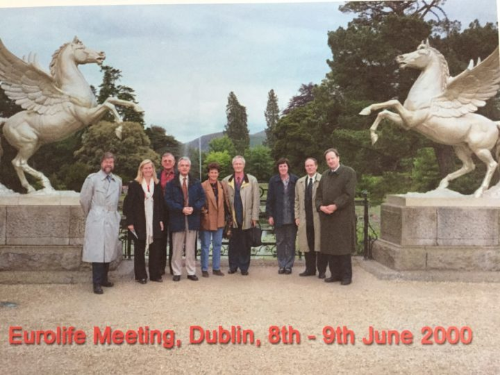 Eurolife Meeting, Dublin (Summer 2000)