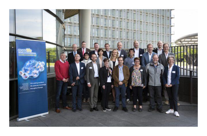 Eurolife Meeting, Leiden (Spring 2019)