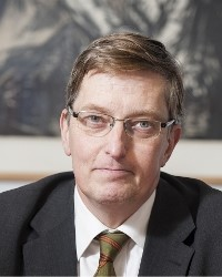 Pancras C.W. Hogendoorn receives a honorary doctorate from Semmelweis University in Budapest